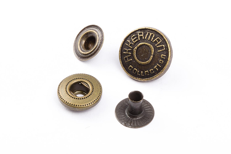 Кнопка Джинс. Метал. №56(15мм) - 13798