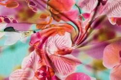 Трикотаж вискозный - 6610 фото №2