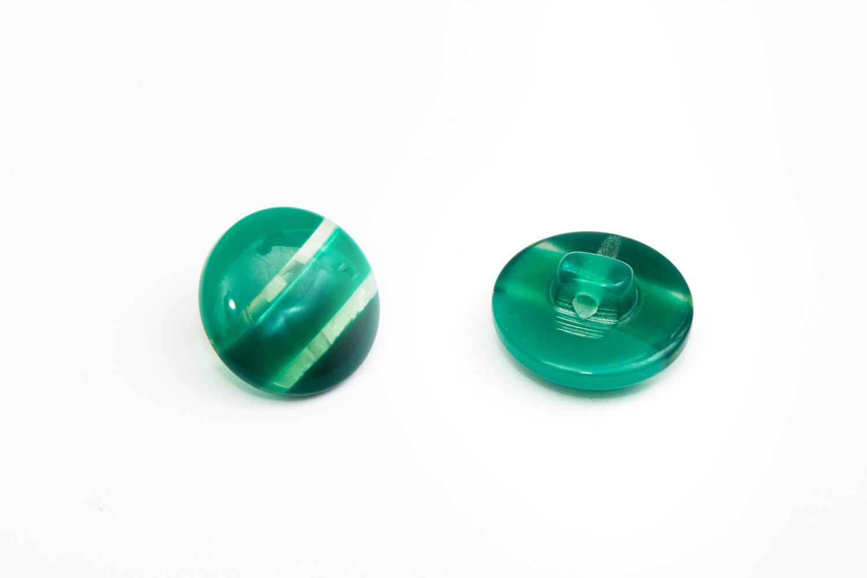 Пуговица пластик. №223 (15мм) - 14804