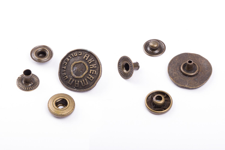 Кнопка Джинс. Метал. №60(20мм) - 13799