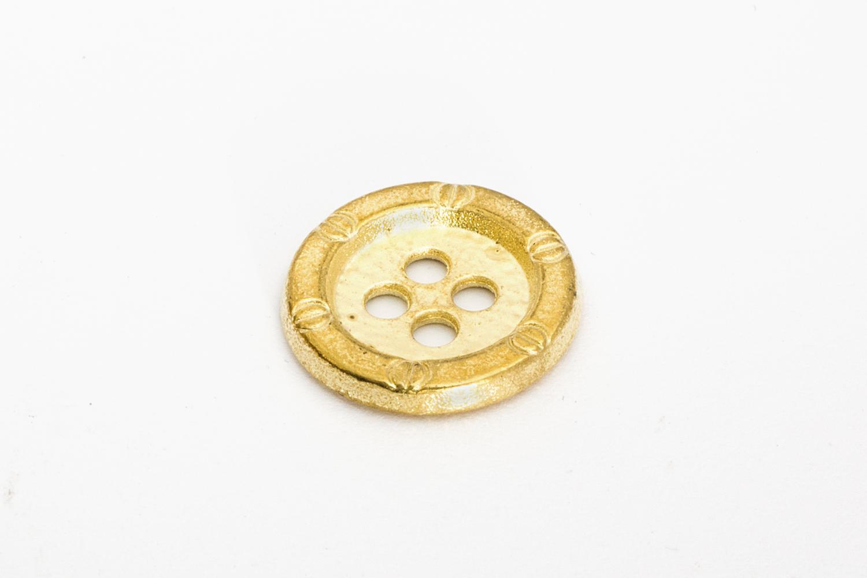 Пуговица металл.№35 (17мм) - 14339