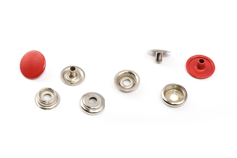 Кнопка метал. Эмаль №61 (15мм) - 13816